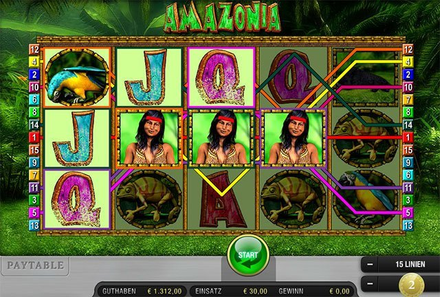 amazonia spielen