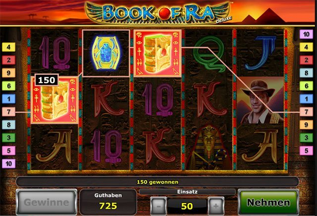 book of ra online casino sizzling deluxe