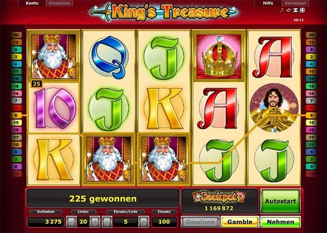 slot online casino king spielen