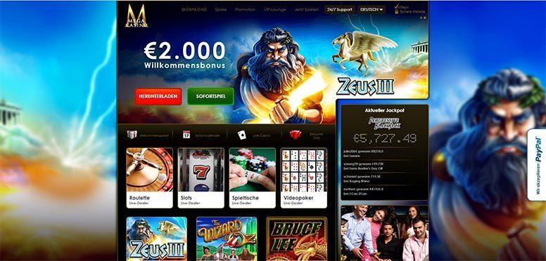 Mega-Casino-screenshot