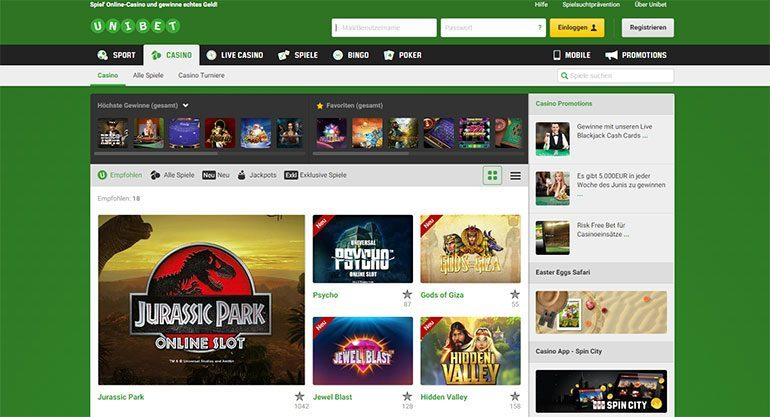 Unibet-casino-screen