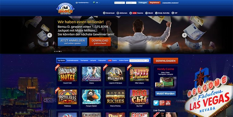 test online casino online slot casino