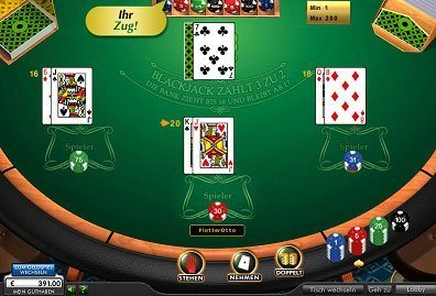 Blackjack Spielanleitung