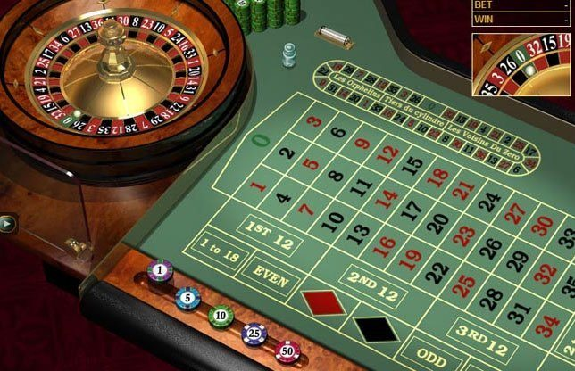 online casino table games spilen gratis