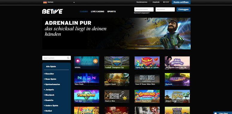 online casino test deluxe bedeutung