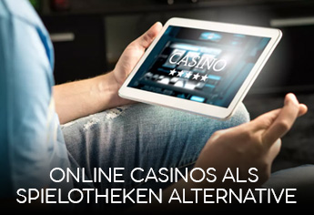 Kasino online sebagai alternatif ruang perjudian